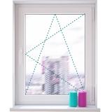 Одностворчатые пластиковые окна